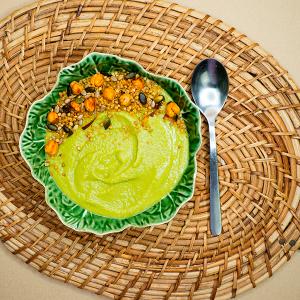 Granolla Grão, Alho Francês e Tomate Seco