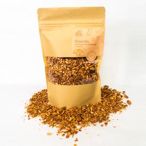 Granolla Manteiga de Amendoim e Cacau