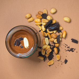 Manteigolla Crocante de Amendoim e Cacau
